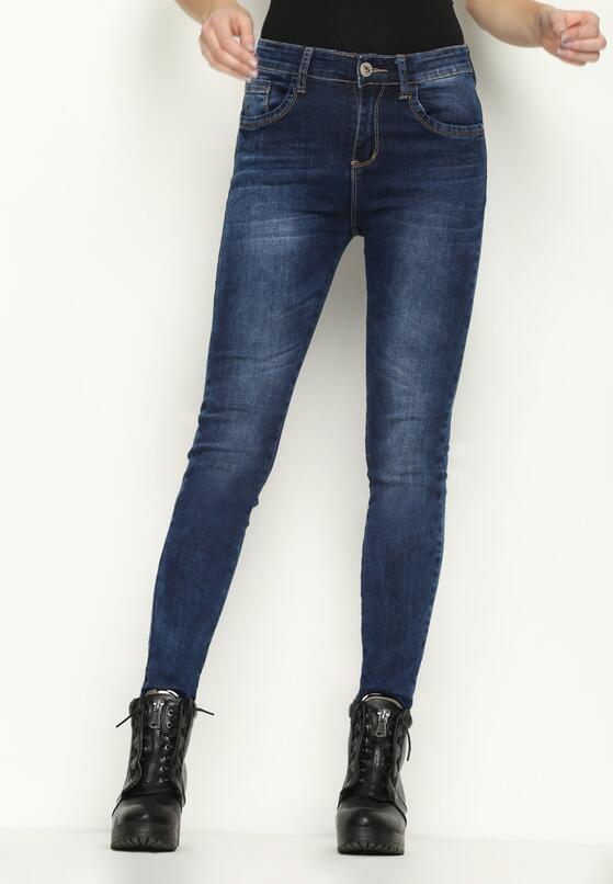 Niebieskie Jeansy Uppers