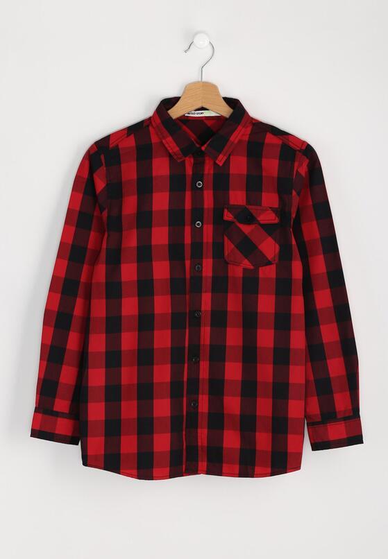 Czerwona Koszula Check