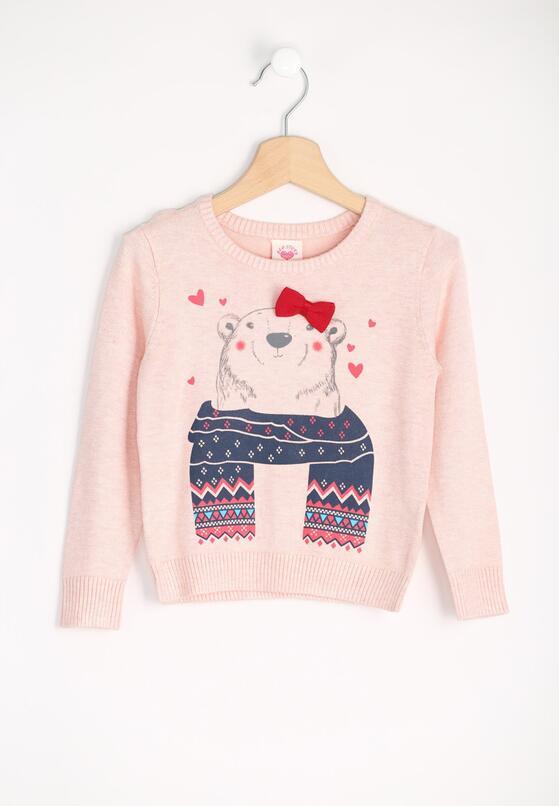 Różowy Sweterek Dear