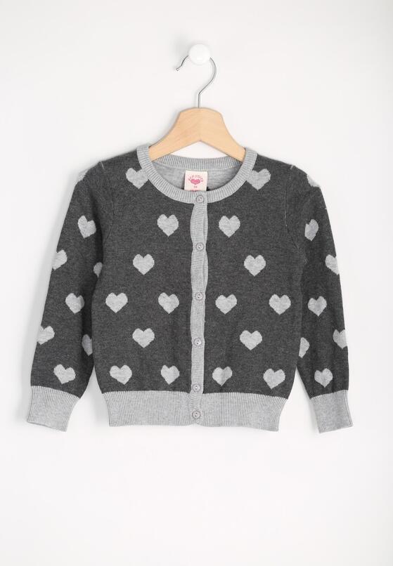 Ciemnoszary Sweterek Lovely