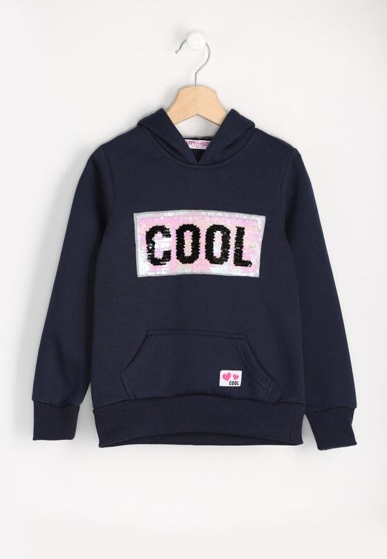 Granatowa Bluza I'm Cool