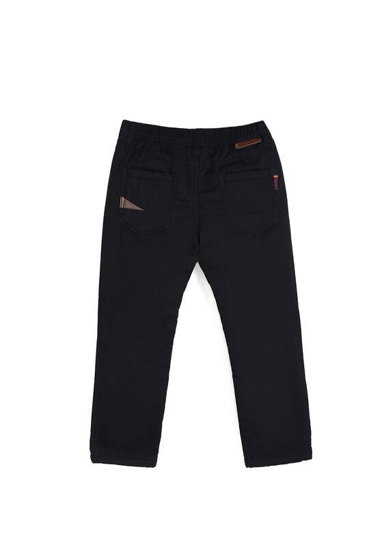 Granatowe Spodnie Just About