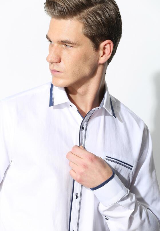 Biała Koszula Classic Day