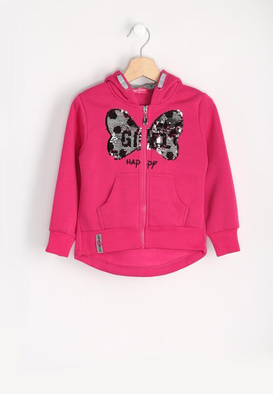 Różowa Bluza Be Glossy