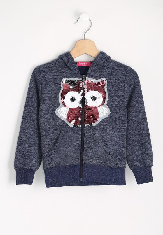 Granatowa Bluza Owl