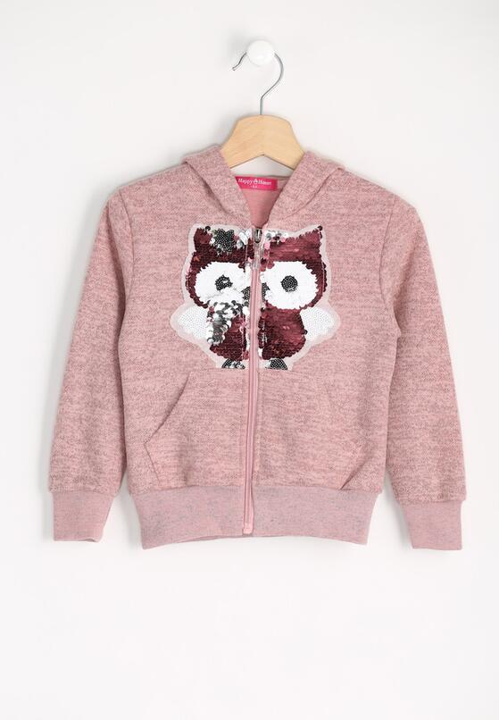 Różowa Bluza Owl
