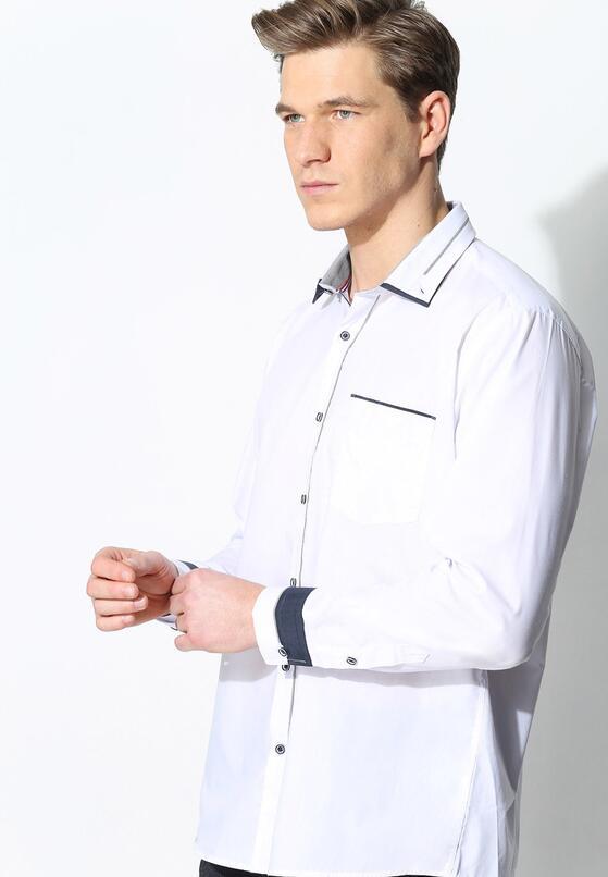 Biała Koszula Business Class