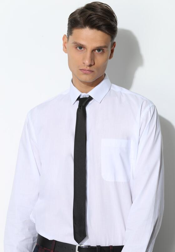 Biała Koszula Formal
