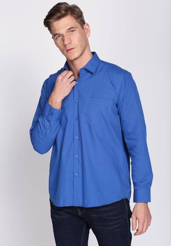 Niebieska Koszula Work Of Art