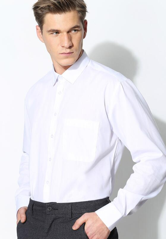 Biała Koszula Smart Casual