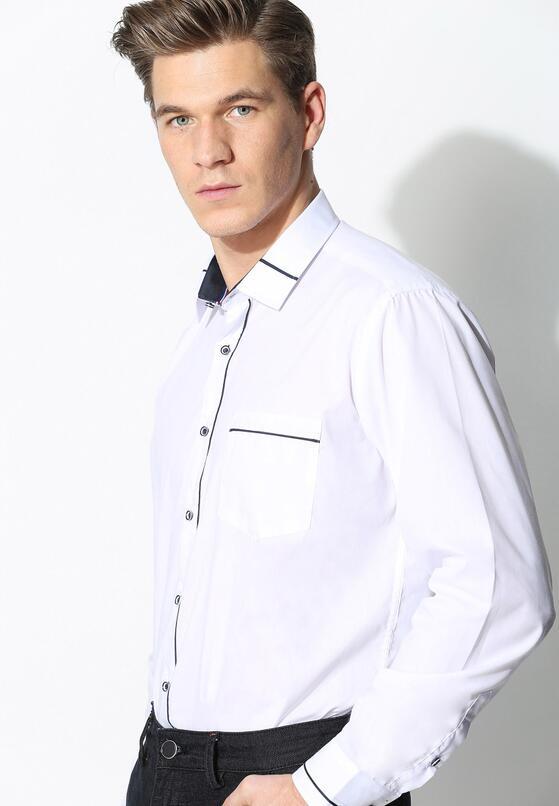 Biała Koszula Modern Line
