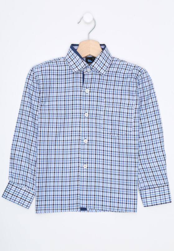 Jasnoniebieska Koszula Consider