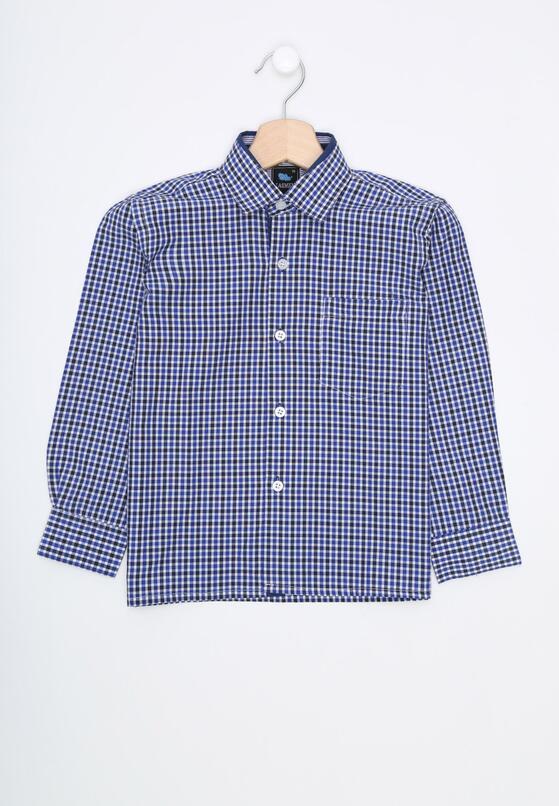 Niebieska Koszula Consider