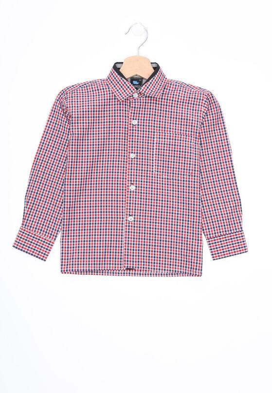 Czerwono-Granatowa Koszula Consider