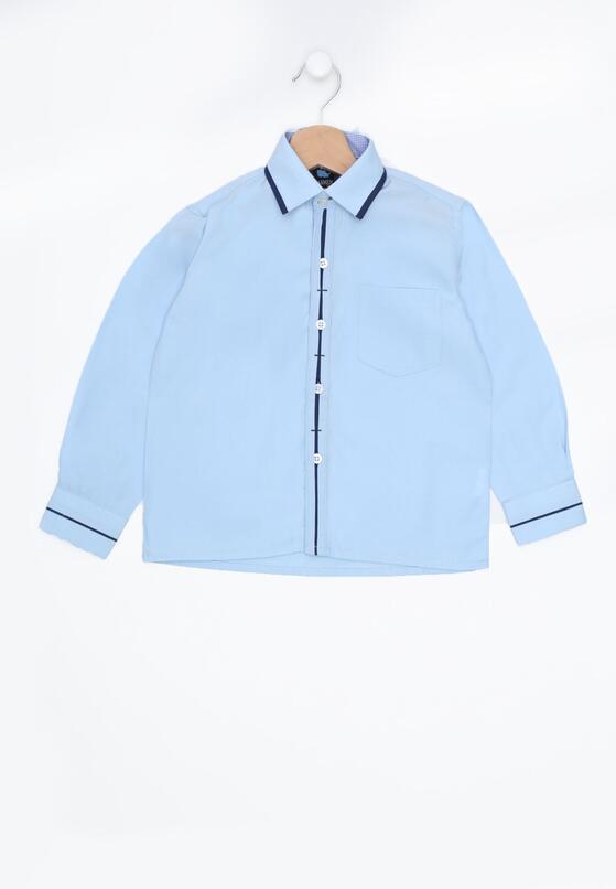 Jasnoniebieska Koszula Perform