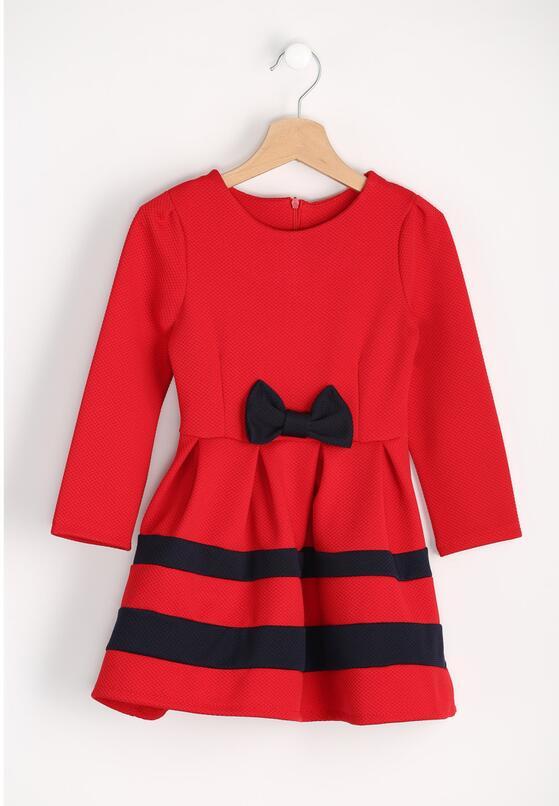 Czerwona Sukienka Sailor