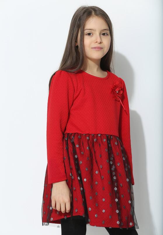 Czerwona Sukienka Treat