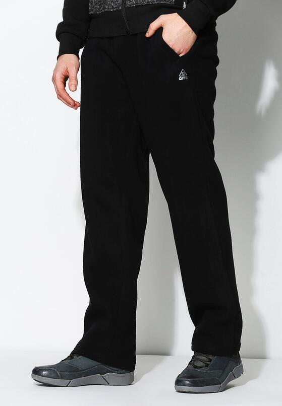Czarne Spodnie Dresowe First Quality