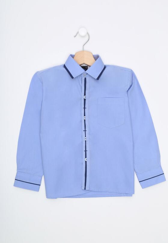 Ciemnoniebieska Koszula Perform