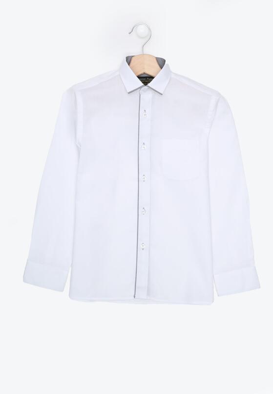 Biało-Szara Koszula Primer