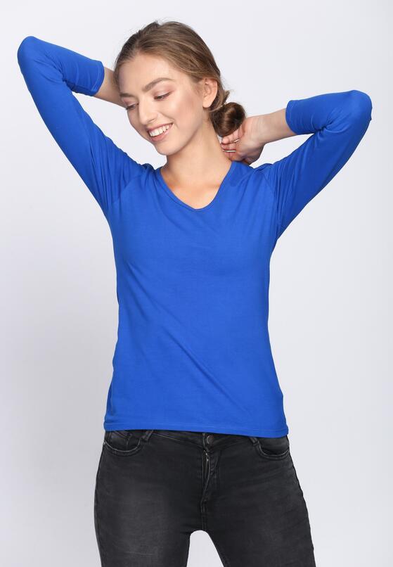 Niebieska Bluzka Convenience