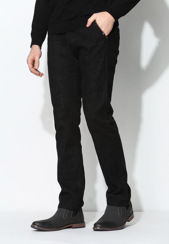 Czarne Spodnie Release Me