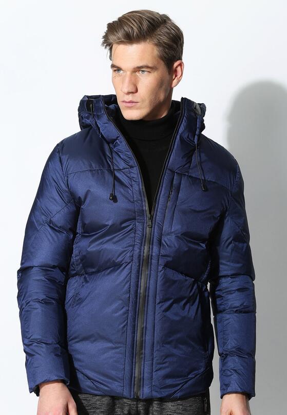 Ciemnoniebieska Kurtka Perfect Jacket