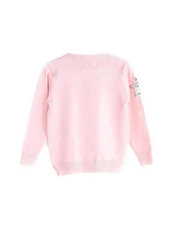 Różowy Sweterek Stars And Me