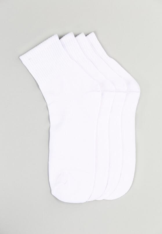 10-pack Białych Skarpetek Garbing