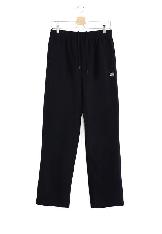 Granatowe Spodnie Dresowe First Quality