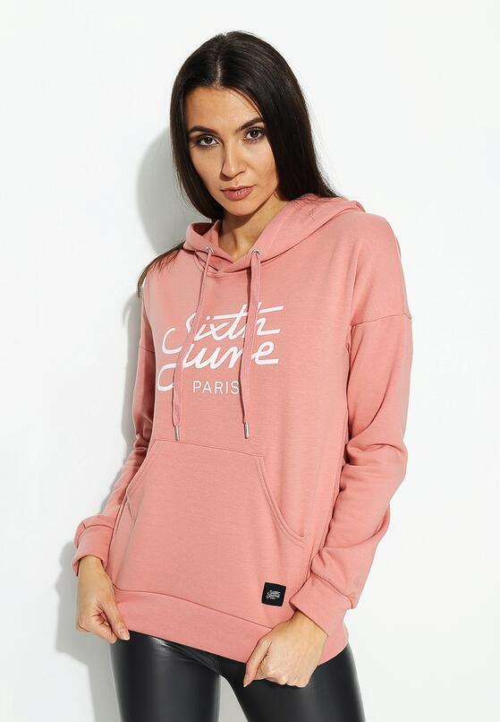 Różowa Bluza Kagools