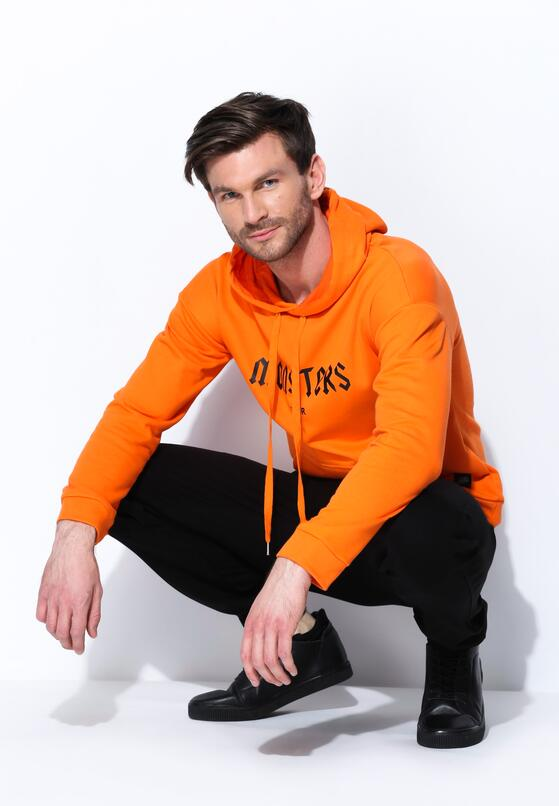Pomarańczowa Bluza Sharp Orange