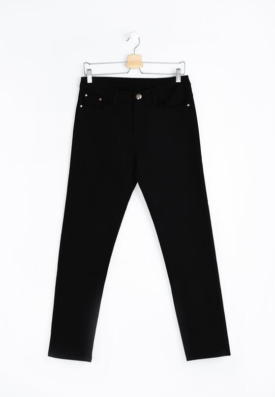 Czarne Spodnie Support