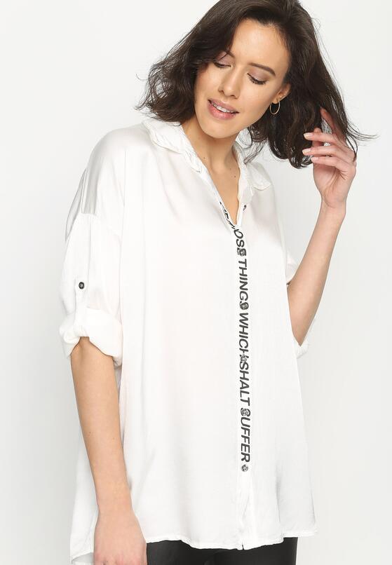 Biała Koszula Flexing