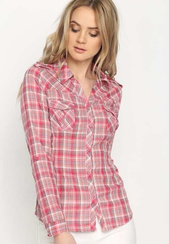 Różowa Koszula Simplify