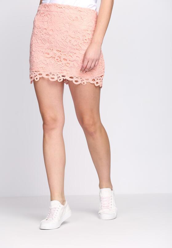 Łososiowa Spódnica Minie