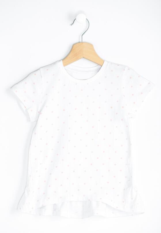 Biała Koszulka All My Hearts
