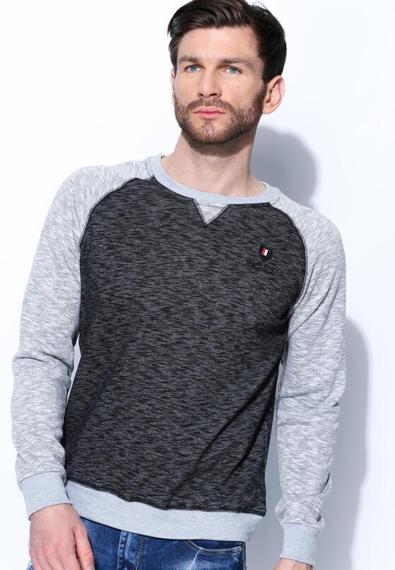 Czarna Bluza Triform