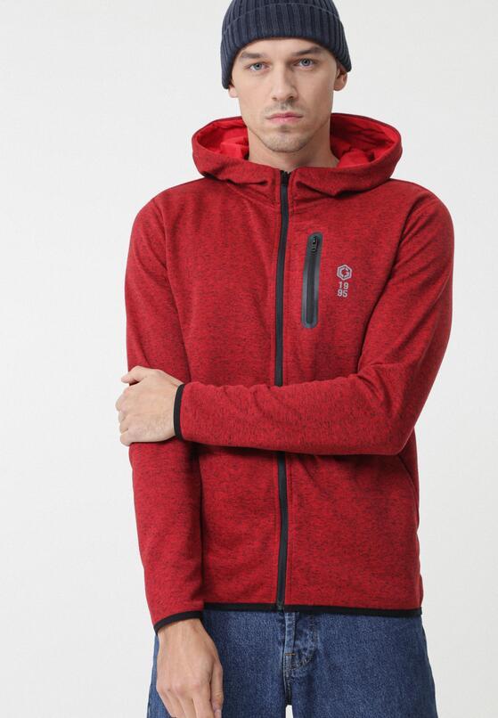 Czerwona Bluza Perfecto