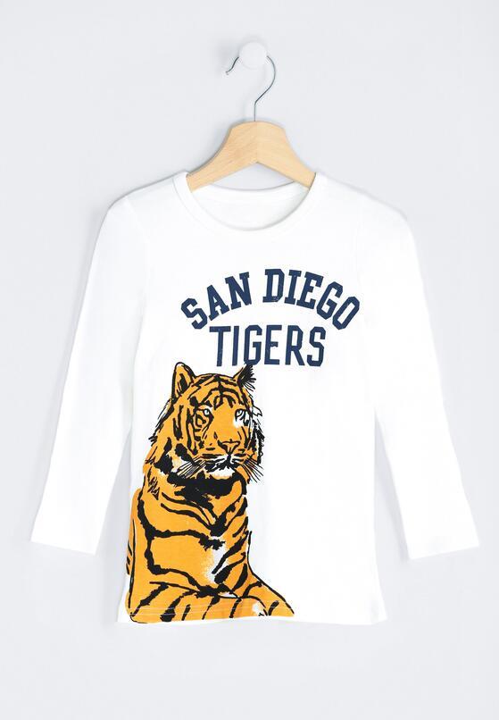 Biała Koszulka San Diego