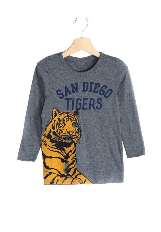 Szara Koszulka San Diego
