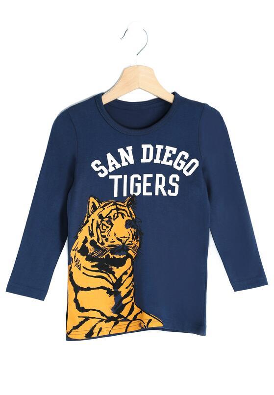 Niebieska Koszulka San Diego