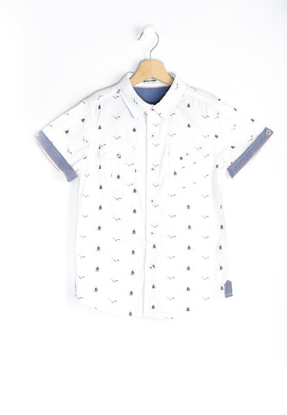 Biała Koszula Seafarer