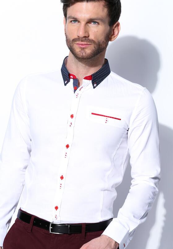 Biała Koszula Odd Man Out