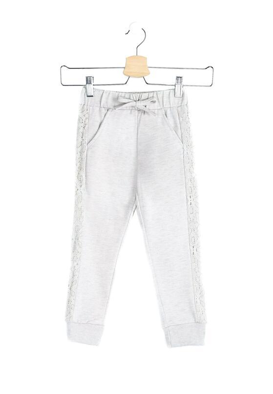 Beżowe Spodnie Dresowe And Yes