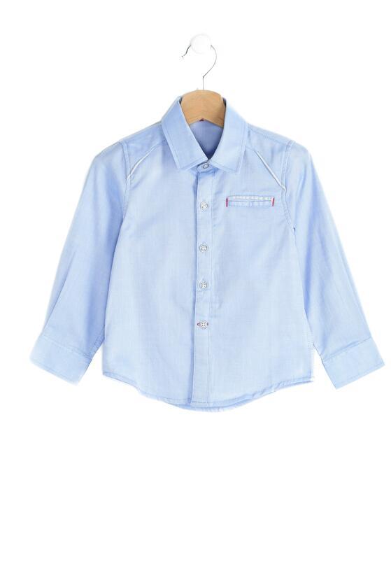 Niebieska Koszula Cavalero