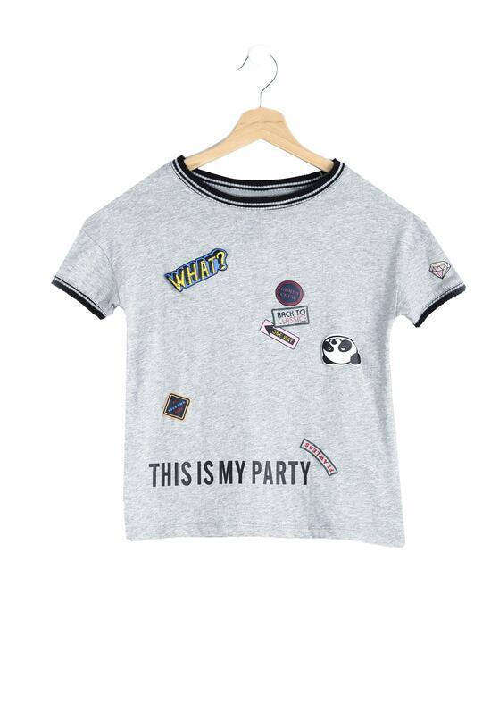 Szara Koszulka Cocktail Party