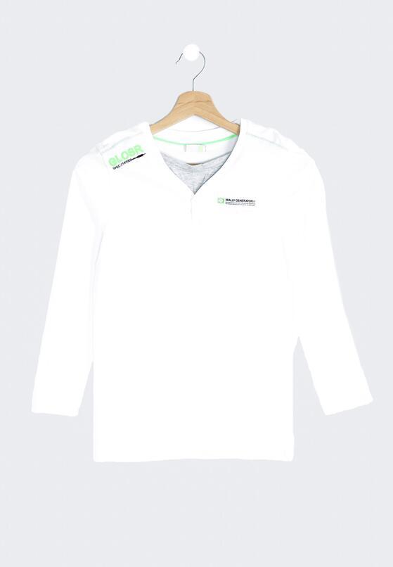 Biała Koszulka Papaya