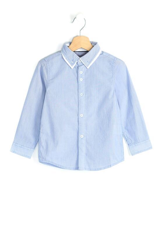Jasnoniebieska Koszula Blue Ruff