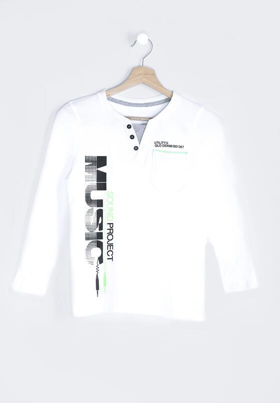 Biała Koszulka Sound Great